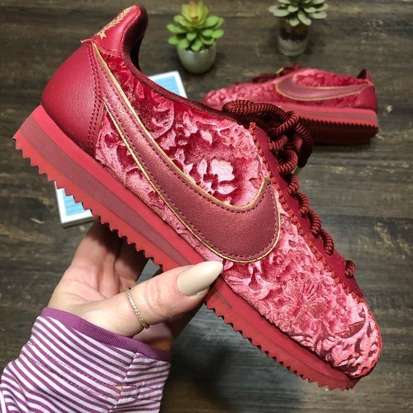 Nike Shoes   Nike Cortez Classic Velvet